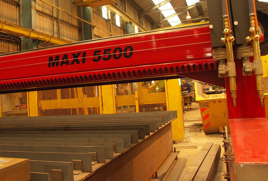 Kerf Maxi Profile Cutting Machine
