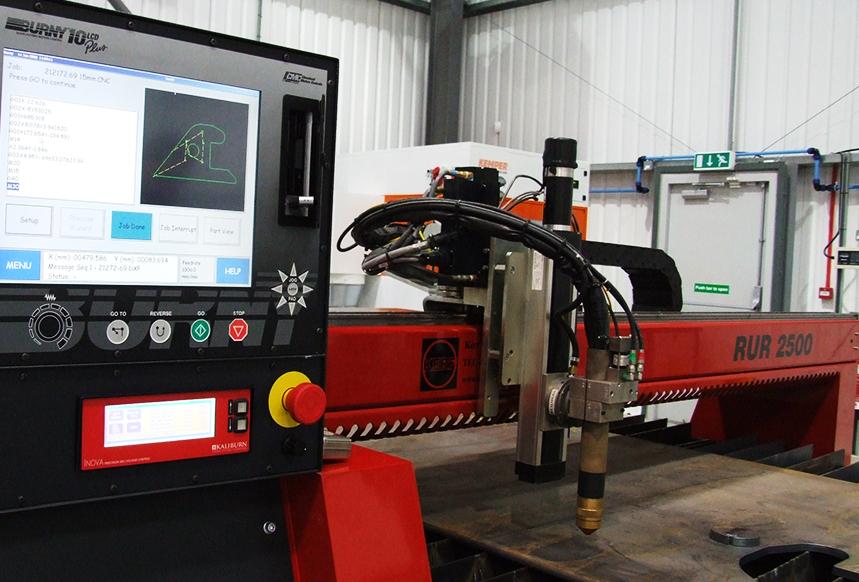 Kerf RUR 2500 Profile Cutting Machine