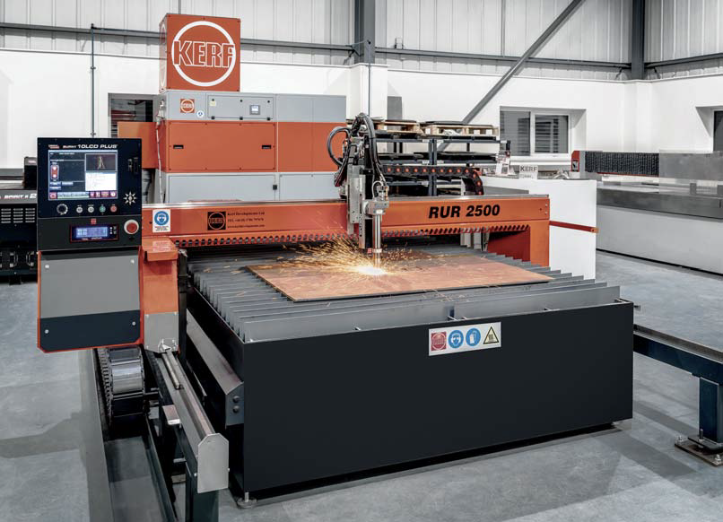Kerf Sales & Growth Strengthen in 2019 6