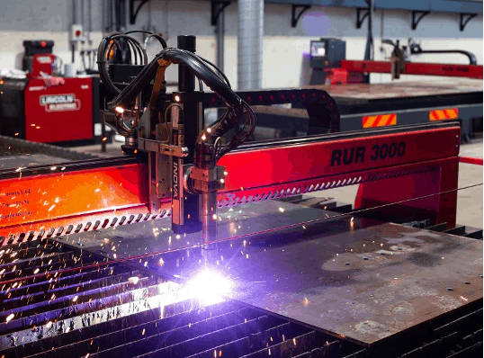 The Evolution of the Plasma Cutting Process 5